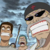 ONE PIECE(ワンピース) 38話「ルフィ大ピンチ! 魚人VSルフィ海賊団」