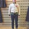 桃太郎ジーンズの銅丹G014-MBを穿いて十一か月☆『剛志のジーンズ色落ち物語2017』