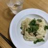 【料理】今日の簡単ランチ(鯖入り焼きそうめん)【レシピ付き】