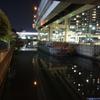 超広角機動体、石川町構造物を撮る