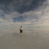 【ウユニ塩湖ひとり旅】#13   2016年3月8日 ウユニ塩湖Sunset編