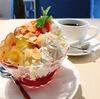 甲府駅前 フォーハーツカフェ山梨文化会館店 ガレット・季節のフルーツのサンデー・野菜料理のおいしいカフェ