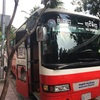 【国際バス】ホーチミンからプノンペンまでメコンエクスプレスで移動!陸路で国境超え