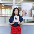 第396回 氷室冴子青春文学賞実行委員会 事務局長 栗林 千奈美さん