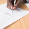 特別定額給付金の申請書の記入方法がわかりにくい