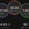 【北海道マラソンまで14日】30km走失速