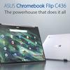 新発売  ASUS Chromebook Flip C436FAのこと