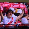 FIFA(国際サッカー連盟)がペルーをベストファン賞に選出しました!