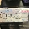 ドライウエイト400g下がる(2017/07/24の透析)