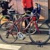 忘年サイクリングbyクロスバイク