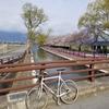 【近況】桜咲く安曇野 疲労骨折からの回復を目指し、少しずつリハビリトレーニング