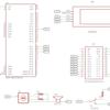 水漏れセンサーシステム作成 <その5 基板化と回路図>