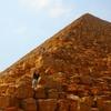 アフリカ大陸上陸!!目指せ赤のピラミッド内部!!