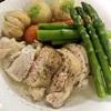 鶏むね肉と野菜のあっさり煮込み