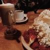 夜間だけのチーズケーキカフェ