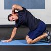 肩甲胸郭関節の安定化の重要性(ローテーターカフと肩甲胸郭関節安定筋群の両方が疲労、筋力不足が存在すると、上腕骨頭を安定させる棘上筋の機能に悪影響を及ぼし、肩甲上腕リズムに変化が生じる)