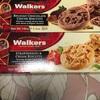 輸入菓子:三菱食品:ウォーカー(チョコチャンクビスケット・ストロベリー&クリームビスケット