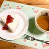 CCさくらのレアチーズケーキ