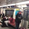 【危険】 トロントの 地下鉄での恐怖体験