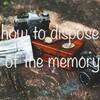 思い出の品の断捨離方法とコツ。