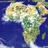 南アフリカは今後暴風などの警戒が必要です。