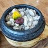 仁川空港から15分で出会える牡蠣たっぷり釜飯♪無料の浮遊鉄道に乗って行ける店「コンハンマウル」