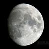今宵の月(月齢10.976)