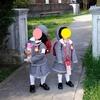 幼稚園、初めての給食と役員要請