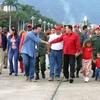 ベネズエラ大統領選挙が始まる