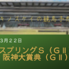 スプリングS、阪神大賞典の予想