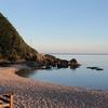 キャンプに行く 『弁天浜キャンプ場』2日目 ~快適なキャンプ場でお魚と戯れました~