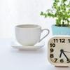 朝は早起きして時間を有効的に使いたい