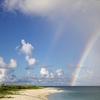 「虹の色は2色」という国