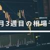 【10月3週目】FXの今週の相場を予想してみた!【ドル円】