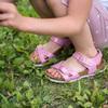やっぱり夏は、大人も子供もビルケンシュトックのサンダル