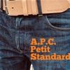 A.P.C. Petit Standard 11ヵ月経過