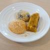 お菓子教室:かぼちゃ餅