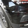 VW ティグアン(フロントバンパー)キズの修理料金比較と写真 初年度H29年、型式5NCZE