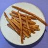 日本橋COREDO『芋屋金次郎』。塩けんぴ、芋けんぴ、芋チップ。食べる手が止まらなくなる困ったお菓子。
