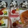 3月3日ひな祭りにねこちゃんのシューケーキにロックオン!