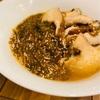ピリ辛もずく明太子麺