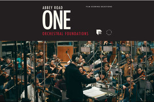 SPITFIRE AUDIO、オーケストラ・アンサンブル系ソフト音源Abbey Road One: Orchestral Foundationsのプレオーダーを開始