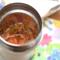冷蔵庫のストック食材使い切り!スープジャーのお弁当