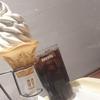 ドトールのソフトクリーム