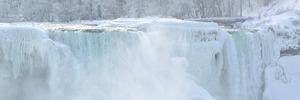 30年以上前に見た冬のナイアガラ。そこは世界屈指のパワースポットだった。