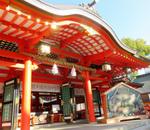 生田神社へ参拝!駐車場の混雑料金と縁結び御守授与所で厄年発覚!