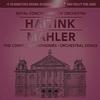 マーラー:交響曲第5番 / ハイティンク, ロイヤル・コンセルトヘボウ管弦楽団 (1971/2019 96/24 Blu-ray Audio)