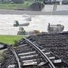 九州豪雨、2人死亡11人不明…大分で土砂崩れ