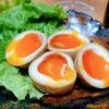 台湾のコンビニ風、半熟味玉