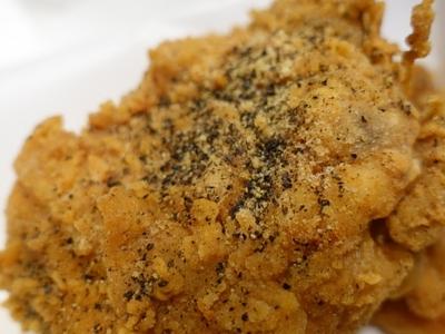 【新商品】ケンタッキー あら挽き黒胡椒チキン食べてみた!